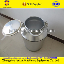 different liters stainless steel milk cans