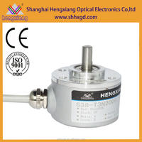 HENGXIANG S38 different types of rotary encoder long driver 26LS31