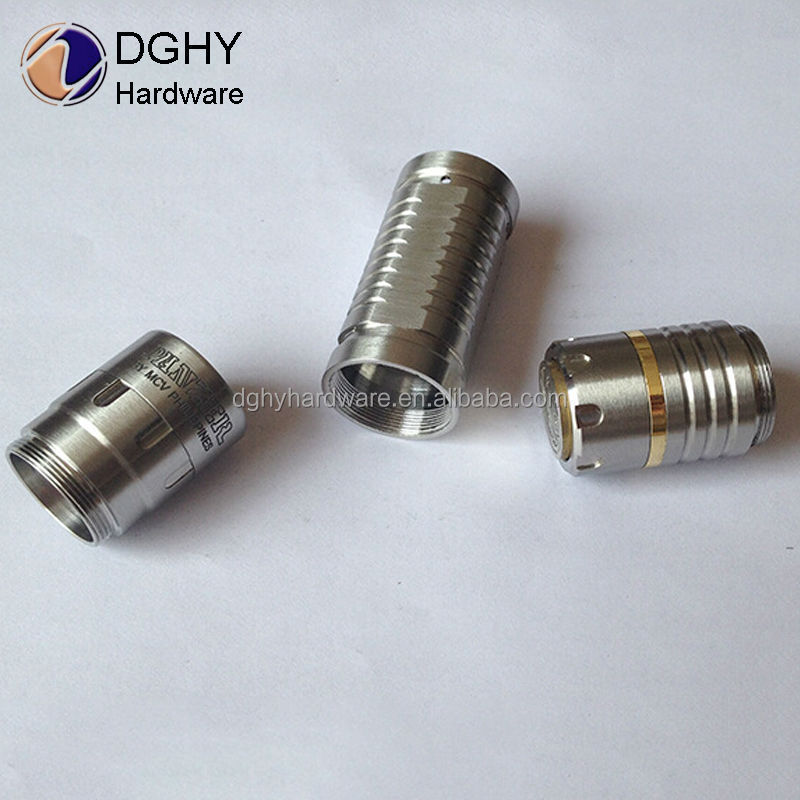 cnc turning parts for lighting,cnc turning electric parts,electric smoking pipe