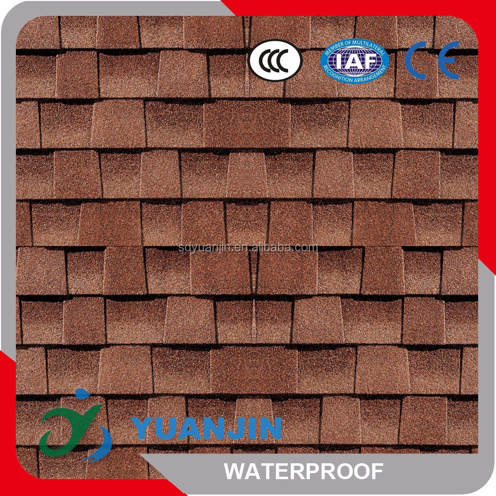 Double Layer / Laminated Asphalt Shingles Manufacturer
