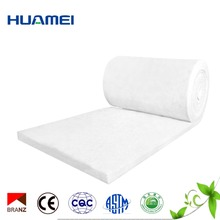 No formaldehyde soundproof roof insulation glass wool blanket