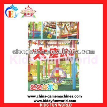 Hot Sell Space battle city kids fun world fashional eletric playground kids indoor playground