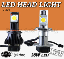 New Product Auto 60W 5000LM Car Led Headlight