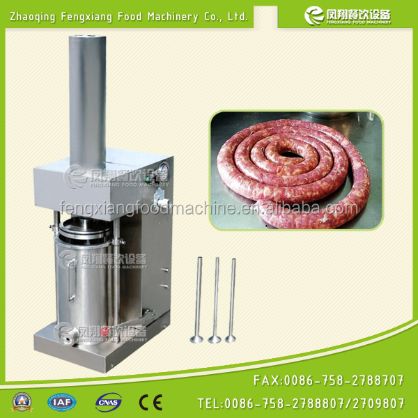 Advanced Sausage Stuffing Filling Machine / Sausage Meat Extruder