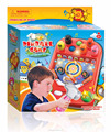 Funny Child Pinball toys with light and Music Table Game Toys with Hammer