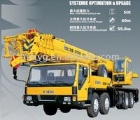 50 Ton Hydraulic Truck crane