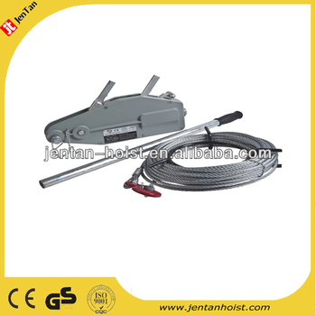 wire rope winch with high quality