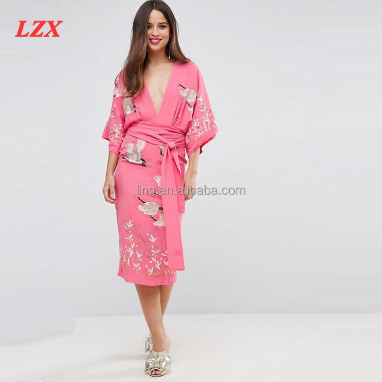 51b45205efe China dress pink wholesale 🇨🇳 - Alibaba