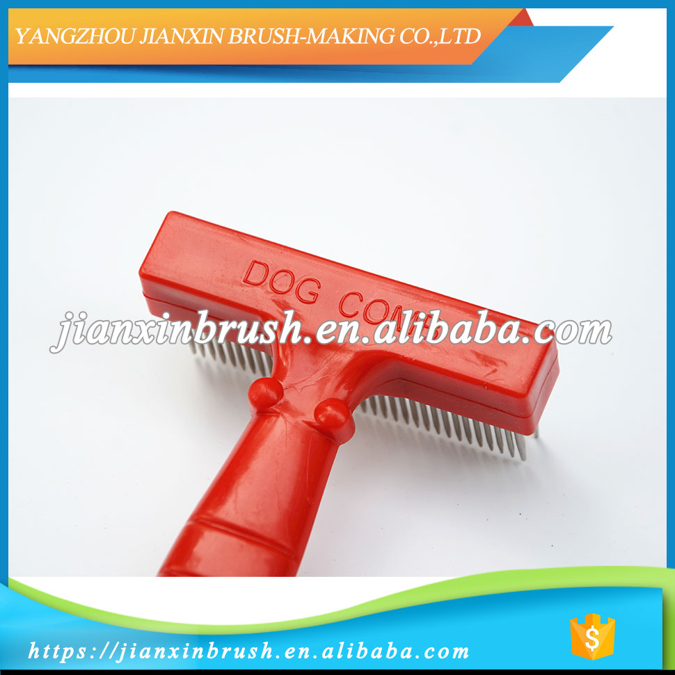 Wholesale High Quality Custom pet brush grooming comb