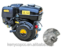Hot Sell Gasoline Engine JF168SL (5.5hp/3600rmp & 4-stroke & 25 degree inclined & single cylinder with Air-cooled)