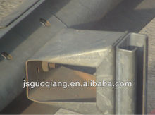 highway guardrail french type