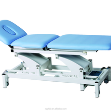 3 section multiple posture treatment table