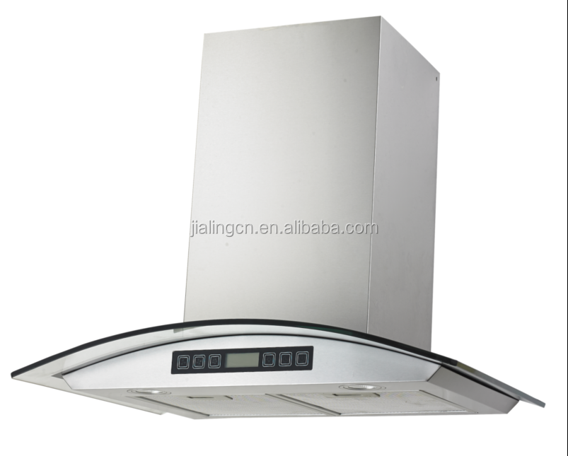 600mm Stainless Steel Wall Mounted Range Hood YF-08