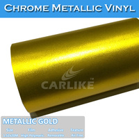 CARLIKE 1.52X20M 5X65FT Matt Chrome Metallic Stretchable Teal Vinyl Wrap Car Body