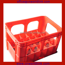 24 Bottles 2013 New Plastic Wine Bottle Case