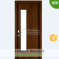 Good Price Wood Veneer or Melamine Laminated Wooden Classroom Door