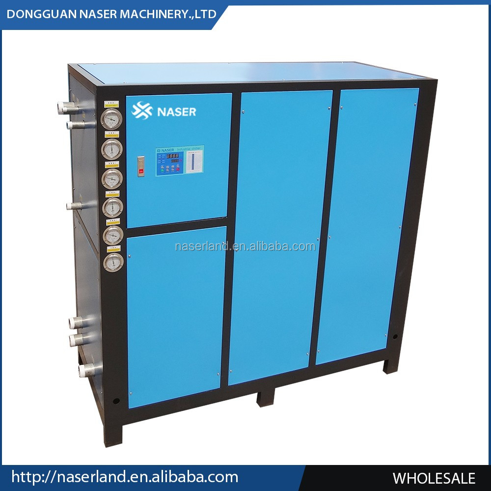 water scroll cooled chiller industrial refirgerant equipment