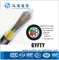 high-quality GYFTY prysmian fiber optic cable