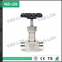 YAD-LOK Yueqing Factory Air Control Low Pressure Needle Valve