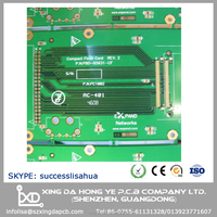 power amplifiers pcb manufacturer in ShenZhen China