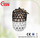 Large beautiful garden wicker lantern
