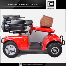 electric mini gas BRI-S02 zhejiang eec electric three wheel scooter
