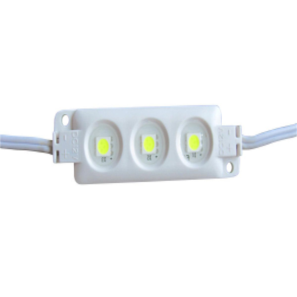rbg high brightness ce/rosh waterproof smd 5050 led module