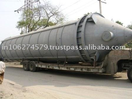 FABRICATION OF STRUCTURE/TANKS