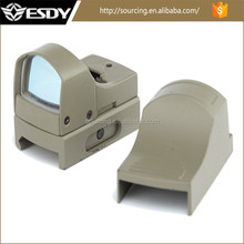Hunting red dot sight/china red dot sight scope for tactical use Tan