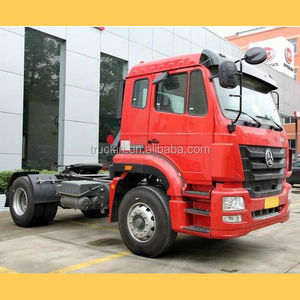 Euro 2/3/4 HOHAN J5G Tractor Head Truck 340hp cheap price