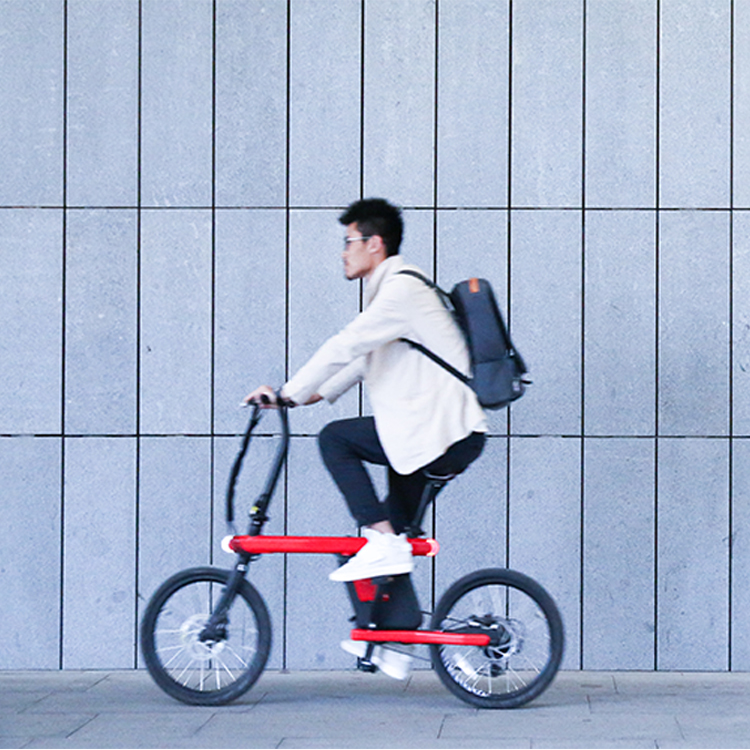 Customized Design Changeable E Cycle Electric Bike Portable Electric Bikes