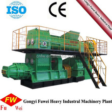 Double-stage Vacuum Extruder Brick Machine Manufacturer