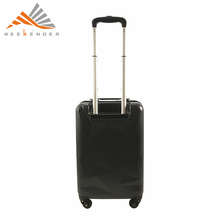 Fashion PP Luggage Bag With Retractable Wheels