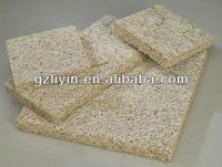 fireproofing wood wool cement board