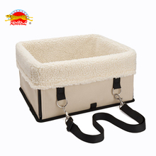 RoblionPet Dog Safety Car Seat hot sale HOT dog Car Seat Carrier for small medium dogs wholesale custom logo