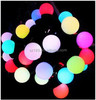 Hot TUV Christmas G45 LED lights bulb E27 E26 B22 1W 3W Waterproof G45 LED Bulb colorful RGB outdoor Pointing LED Light CE