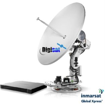 Intellian v110 Marine Internet Satellite Communications VSAT Antenna