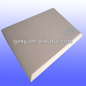 Class A of ASTM E84 Fabric Acoustic Panel