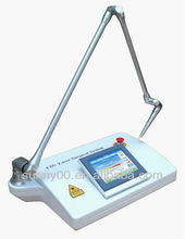 2013 CHINA Lcd Mini co2 medical laser treatment device for surgery used by surgeon