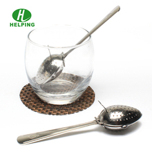 Durable use micron stainless steel tea infuser tools strainer