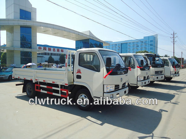 Hot sale!!!Dongfeng 3-5t cargo truck,light cargo truck