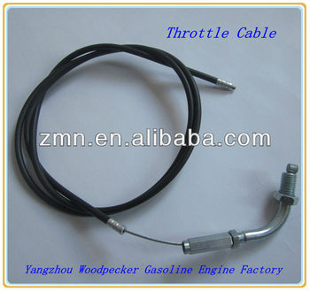 Bicycle Engine Kit Parts, Throttle Cable,gas bike engine bicycle, gasoline engine