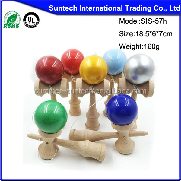 Wooden Kendama,Colorful Kendama toy shop