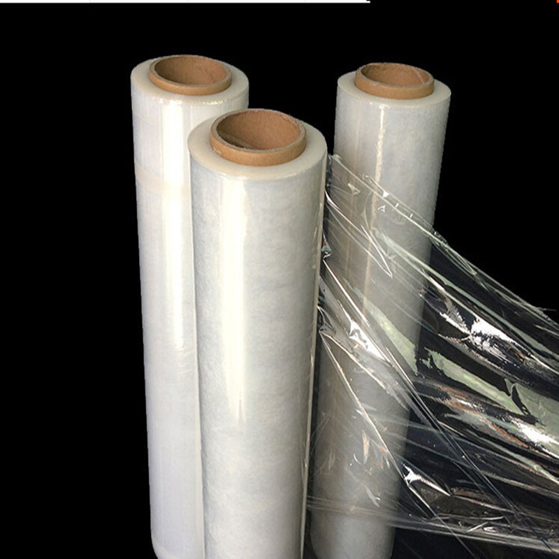Qingdao JTD Manufacturer Wholesale Jumbo Clear Polythene LLDPE UV Protection Stretch Film