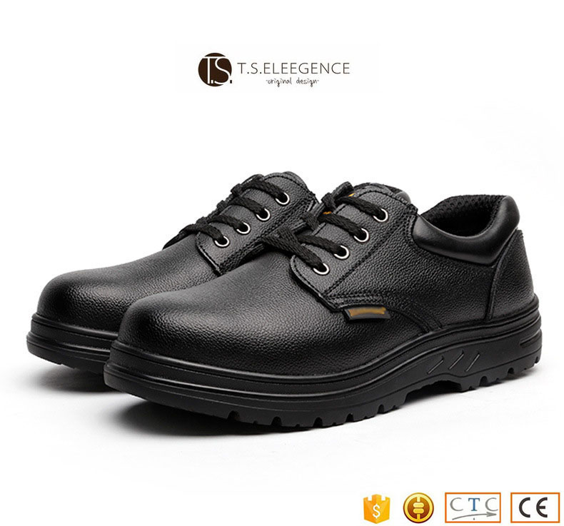 safetoe insole liberty industrial leather lightweight safety shoes for men