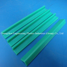 wear resistance anti-aging plastic liner guide rail plastic strip for curtain hot sale high quality plastic guide rail