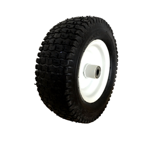 500-6 pneumatic rubber wheel for beach cart