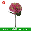 2017 New Design Home Decorative Hydrangea Artificial Flower Making for Decorations