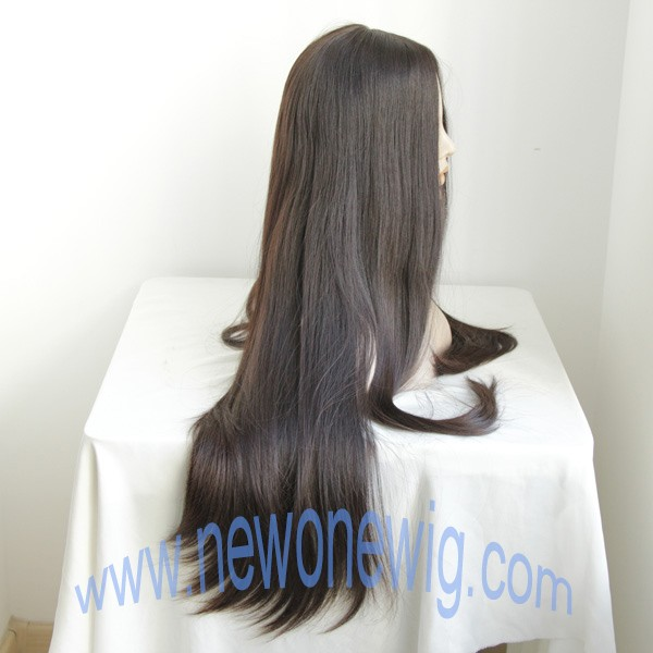 Large layered jewish wig for wholesale
