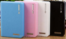 7600mAh Backup External Battery USB Power Bank Pack Charger for Cell Phone